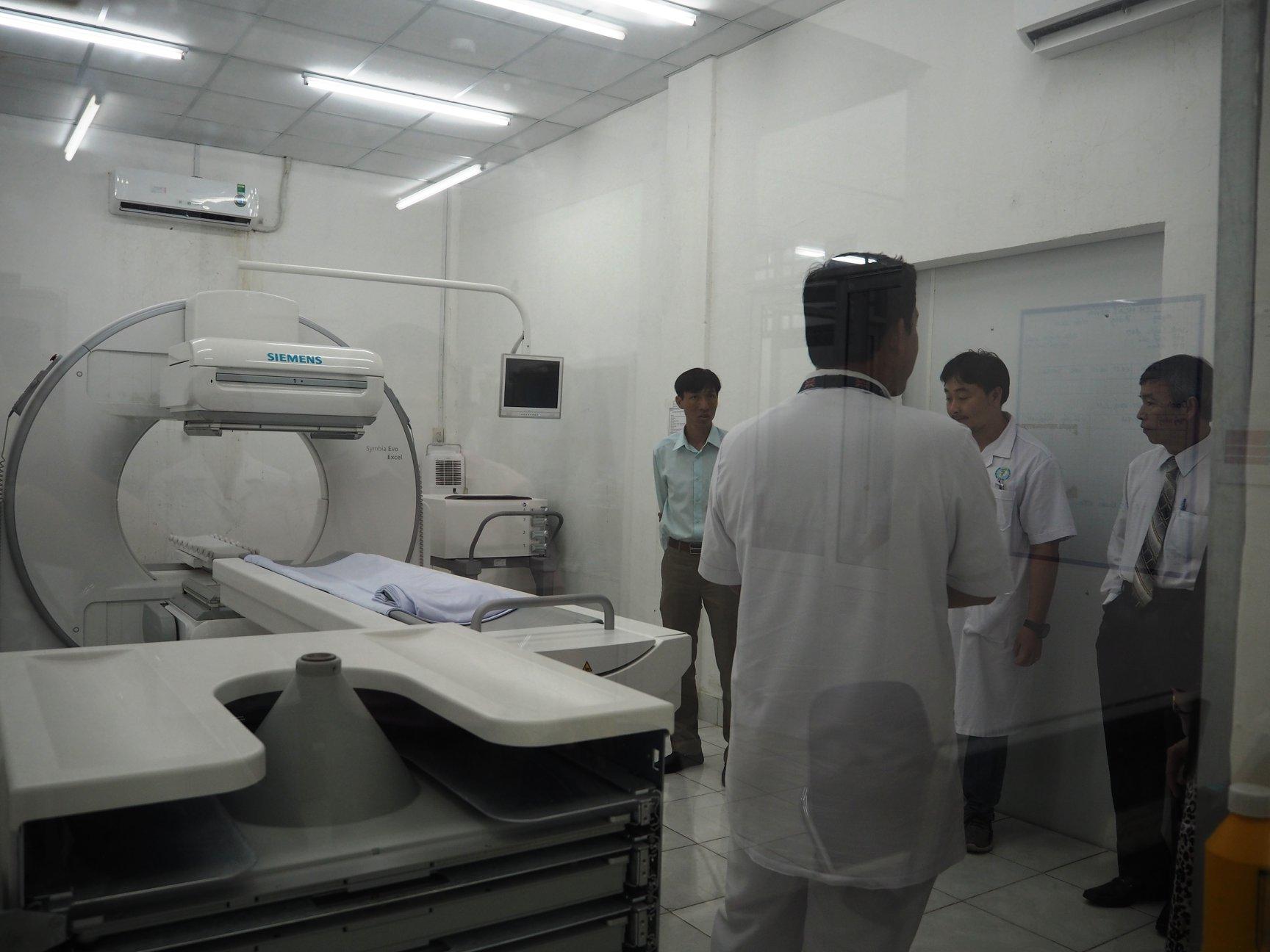 Thông báo seminar về vật lý y khoa - Kỹ thuật y sinh