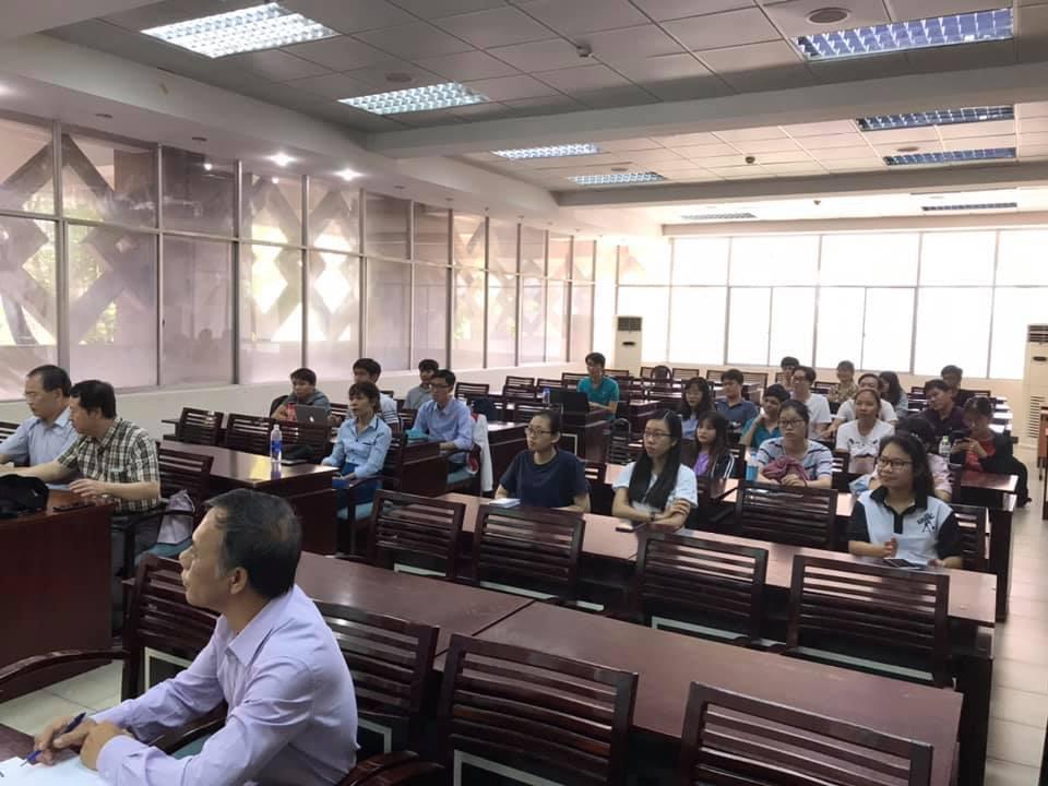 Buổi phỏng vấn học bỏng Master Đại học Chi Nan, Đài Loan