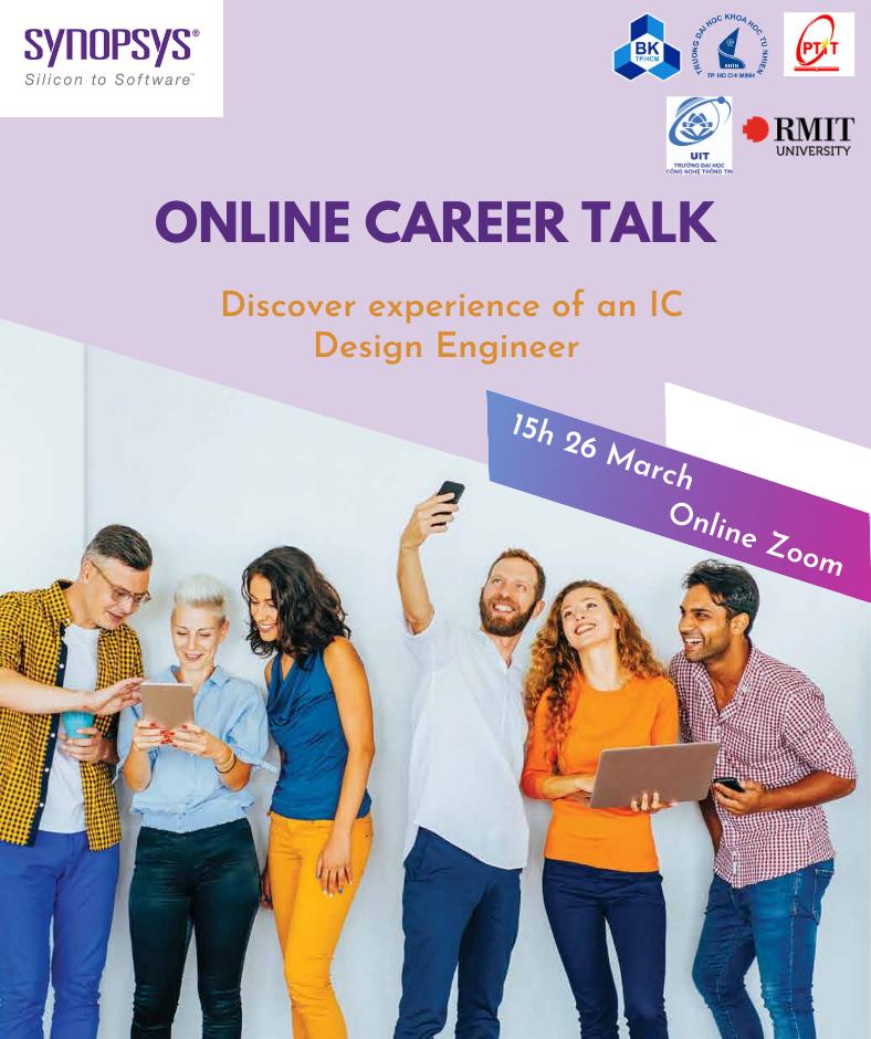 Talkshow Online về Thiết kế Vi mạch