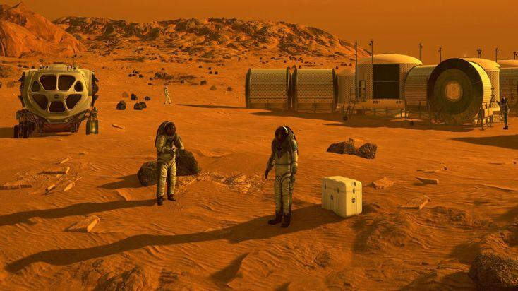 Bàn về định cư ngoài không gian: Khả năng và kế hoạch [Phần 5 - Căn cứ Sao Hỏa]