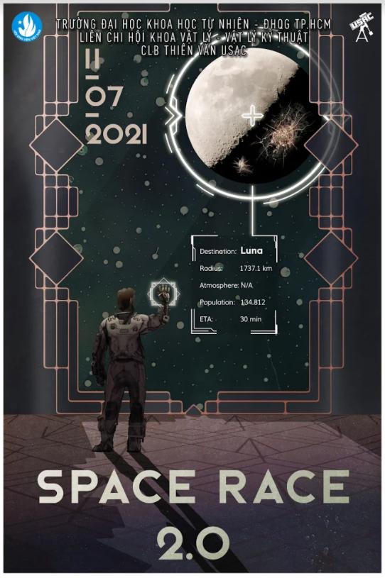 """Seminar """"Cuộc chạy đua vũ trụ 2.0"""""""