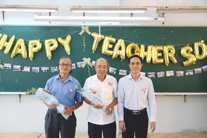 Kỉ niệm ngày nhà giáo Việt Nam 2019